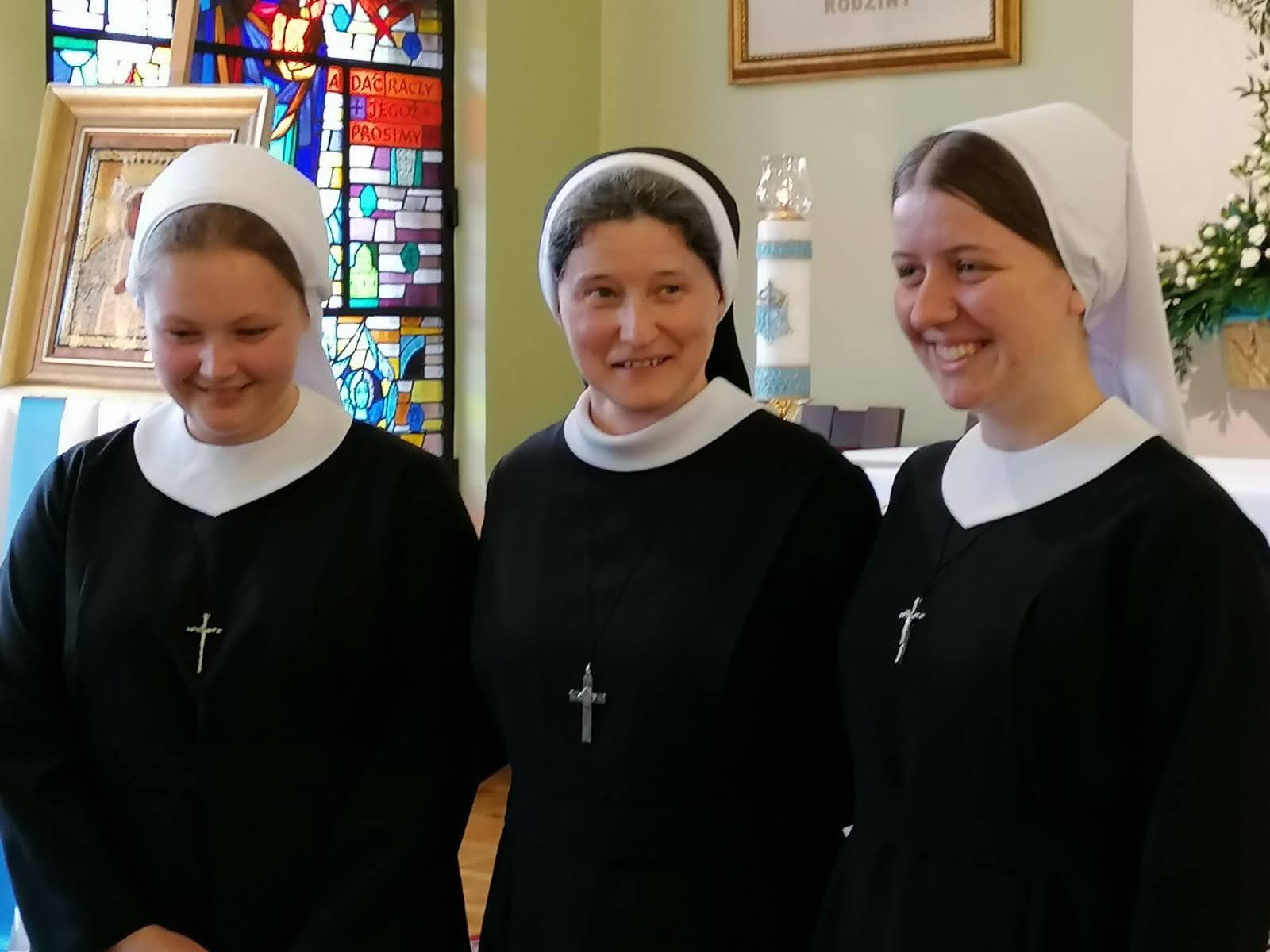 Obłóczyny naszych Sióstr postulantek w Częstochowie !!!