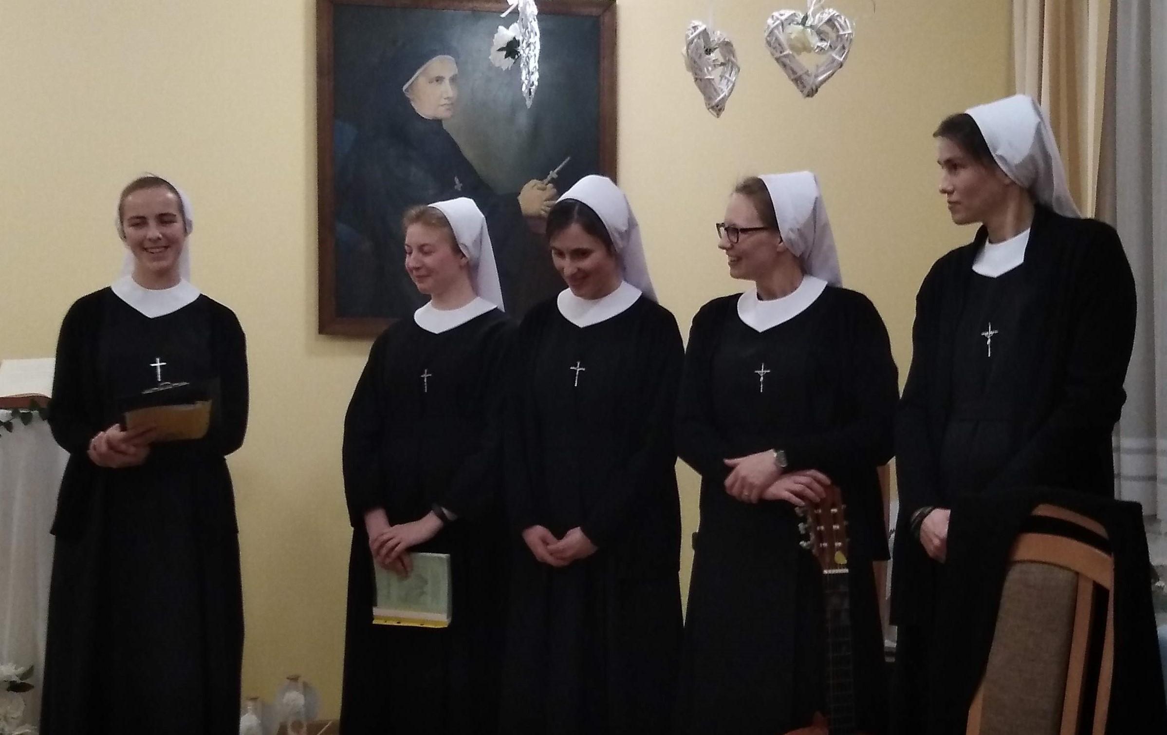 Patronalne święto sióstr Nowicjuszek !!!