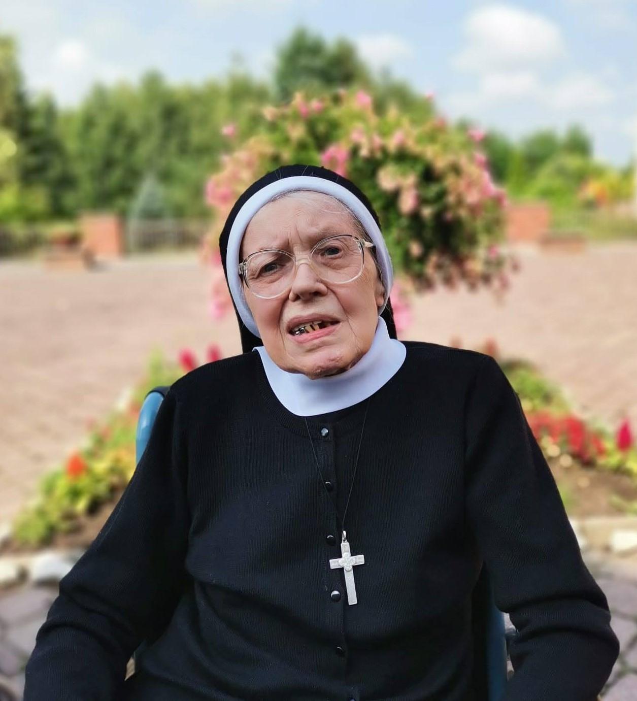 95 urodziny naszej Siostry Grzegorzy !!!