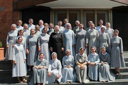 Spotkanie międzynarodowe sióstr profesek w Rzymie