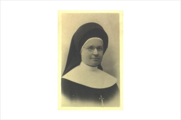 Sł. Boża s. Maria Małgorzata  od Serca Pana Jezusa Konającego w Ogrójcu
